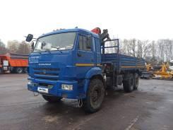 КАМАЗ-43118 КМУ Palfinger PK-15500A