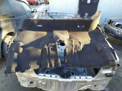 Обшивка пола задняя часть BMW X5 E53 M54B30 2005