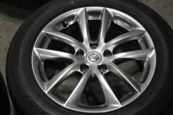 Оригинальные диски Nissan R17 5*114.3 7.5J ET45