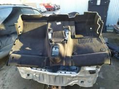 Обшивка пола передняя часть BMW X5 E53 M54B30 2005 Правый РУЛЬ