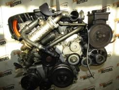 Контрактный двигатель БМВ 320 520 E46 E39 M47D20 204D1