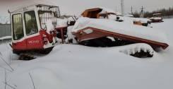 Трелевочный трактор Лестехком МСН -10-04, В г. Нижневартовске год, 2012