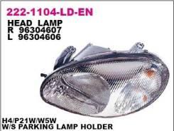 Фара передн прав DEPO 222-1104R-LD-EN