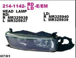 Фара передн прав DEPO 214-1142R-LD-E