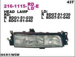 Фара передн лев DEPO 216-1115L-LD-E
