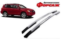 Рейлинги Тойота Рав 4 2006-2012 (Серые)