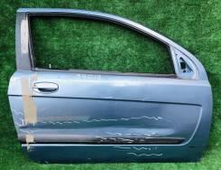 Стекло двери передней правой Chevrolet Aveo (T200) 2003-2008 [96585714]