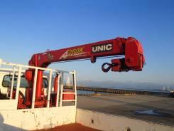 Крановая установка Unic 263.