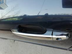 Накладки на ручки дверей из нерж стали Lexus RX300/330/350/400H