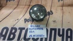 Туманка Nissan Tiida, NOTE 261508990B