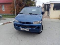 Hyundai Starex, 2000