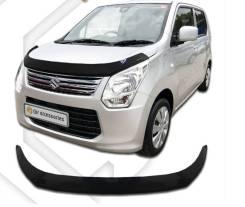 Дефлектор капота Suzuki Wagon R 2012-14г