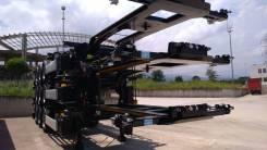 Контейнеровоз 45 футов раздвижной ССУ 1100 мм Orthaus CGS010