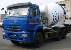 Автобетоносмеситель 5814Z9 на шасси Камаз 6520-3035-48 (Евро-5)9м3