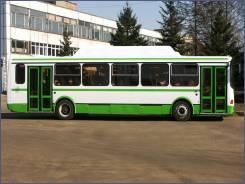 ЛИАЗ 525667 CNG (пригородный, ЯМЗ/ZF авт/RABA)