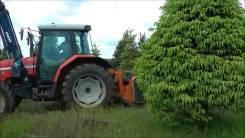 Лесохозяйственный мульчер Ferri TFC/F 1800