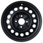 Диск колёсный ВАЗ 1111 4 x 12 3*98 Et: 40 Dia: 60,5 черный