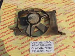 Вентилятор радиатора Opel Vita Opel Vita 2000, передний