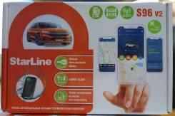 StarLine S96 v2 BT 2CAN+4LIN GSM GPS