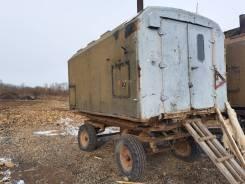 Прицен тракторный(вагон)