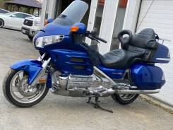 Honda Gold Wing GL1800, 2001