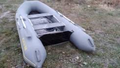 Продам лодку ПВХ с мотором 5 л. с