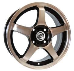 Диск колесный 15x6 4x100 ET40 d.60,1 AERO A1051 BFP