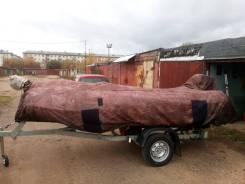 Лодка Sibriver
