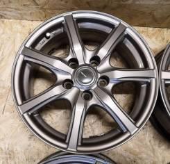 Темные диски Millous R16 5*114.3 (Toyota) Б/П по РФ