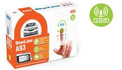 StarLine A93 GSM - продажа от Дилера