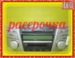 Автомагнитофон, CD-md проигрыватель, /Toyota/Harrier/ACU30W/Dvs №4/ 6429967
