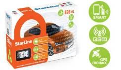 StarLine E96 v2 BT 2CAN+4LIN 2SIM GSM+GPS - продажа от Дилера