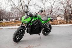 Электромотоцикл копия Kawasaki Z1000
