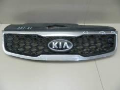 Решетка радиатора Kia Rio 2 JB 2005-2011 [863601G600]