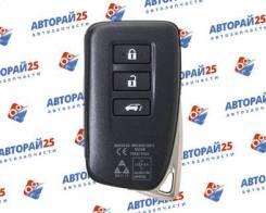 Электронный ключ smart key Lexus LX NX 89904-78591