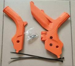 Защита рамы Polisport KTM SX/SX-F (19) EXC/EXC-F (20) оранжевый 8472900002