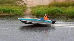 Алюминиевая лодка NewStyle - 390.