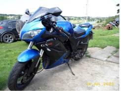 GX-moto GXR 250, 2014