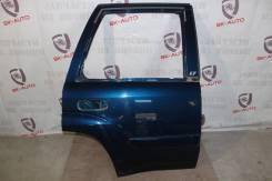 Дверь задняя правая Chevrolet TrailBlazer 1 GMT360