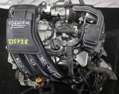 Двигатель Nissan HR12DE, 1200 куб. см Контрактная Nissan [225728]