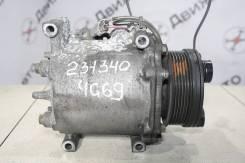 Компрессор кондиционера Mitsubishi 4G69 Контрактная HX3316 231340