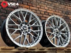 NEW! В Наличии! # Vorsteiner V-FF 107 VS R15 7J Silver Polish [VSE-4]