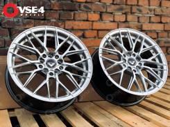 NEW! В Наличии! # Vorsteiner V-FF 107 VS R16 7J Silver Polish [VSE-4]