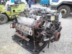 Двигатель контрактный D6AZ, D6AB, с навесным