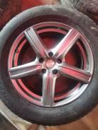 Продам комплект колёс 235 60 18