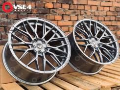 NEW! В Наличии! # Vorsteiner V-FF 107 VS R18 8,5J MATT Grey [VSE-4]