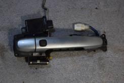 Ручка наружная двери передней левой Toyota Yaris XP9 [8999130050]