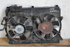 Вентилятор охлаждения Toyota Avensis II (T250) [163630H030, MS1680007010]