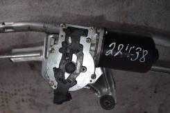 Моторчик трапеции дворников (стеклоочистителя) Volvo S60 I [рестайлинг] [09151848,404755]