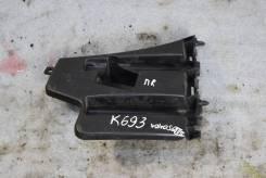 Крепление переднего бампера угловое правое Volvo S60 II [30796626]